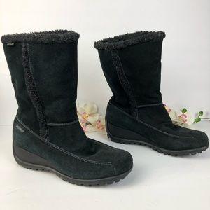 Sporto Waterproof Women's Shoes Size 10 in  Black